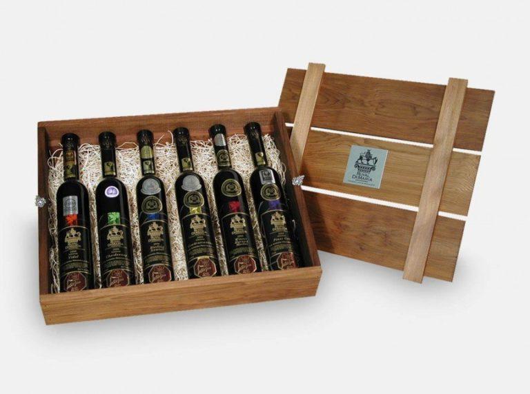Сайт для самой большой винотеки в Астане